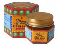 Buy TIGER BALM RED OINTMENT MASSAGE & PAIN RELIEF 10 G. ORIGINAL THAI