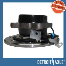 Buy New FRONT Driver Wheel Hub Bearing Assembly - w/ ABS