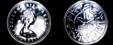 Buy 1978 PL Canadian Silver Dollar World Coin - Canada Commonwealth Games Edmonton