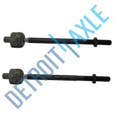 Buy Pair of 2 NEW Front Driver and Passenger Inner Tie Rod Steering Linkage End Set