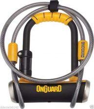 Buy OnGuard Key Bicycle Locks Security Anti Theft Brute Mini Lock