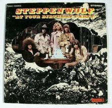 "Buy STEPPENWOLF "" At Your Birthday Party "" 1969 Rock LP"