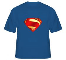 Buy Superman Red ss642 Shirt S to XL