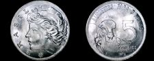 Buy 1975 Brazilian 5 Centavo World Coin - Brazil