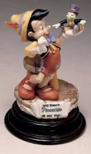 Buy Pinocchio Jiminy Cricket Capodimonte Disney Laurenze C.O.A. Original Box
