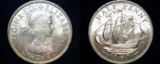 Buy 1959 Half Penny Coin - Great Britain - UK - England