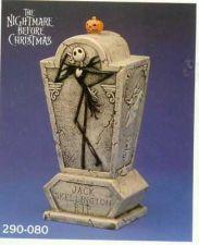 Buy Nightmare Before Christmas Jack NMBC Disney cookie Jar