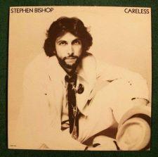 Buy STEPHEN BISHOP ~ Careless 1976 Pop Rock LP