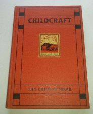 Buy CHILDCRAFT Rare 1937 Vol.4 THE CHILD AT HOME American Children Series Hardcover