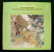 Buy FREDERICK DELIUS ~ In A Summer Garden / Sir John Barbirolli Classical LP
