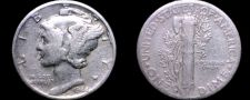 Buy 1944-D Mercury Dime Silver