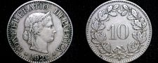Buy 1926 Swiss 10 Rappen World Coin - Switzerland