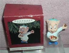 Buy Looney Tunes Porky Pig Hallmark Keepsake miniature handcrafted ornament