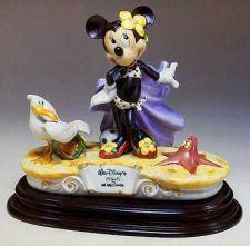 Buy Minnie Mouse at Beach Capodimonte Disney Laurenz C.O.A. Original Box