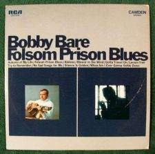 Buy BOBBY BARE ~ Folsom Prison Blues 1969 Country LP
