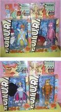 Buy Futurama Super King Bender Calculon Captain Yesterday NUDAR 4 action figures
