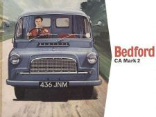 Buy BEDFORD CA CAL CA4 WORKSHOP and PARTS MANUALs 725pg for Vans Dormobile RV Camper