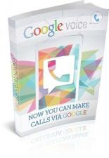 Buy Google Voice Ebook + 10 Free eBooks With Resell rights ( PDF )