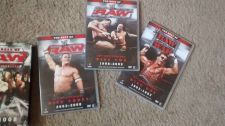 Buy WWE The Best Of RAW 1993-2008 (DVD, 2008, 3-Disc Set)