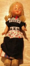 Buy Dutch Girl Doll - In Excellent Condition - Not sure of age