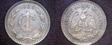 Buy 1939 Mexican 1 Centavo World Coin - Mexico