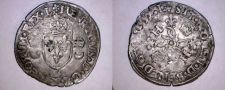 Buy 1552-S French Douzain Aux Crescent World Coin - France Henry II