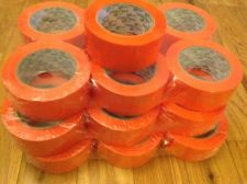 Buy 2x Orange C1500 GP high quality sealing tape 48mm x 100m x 2.0 mil