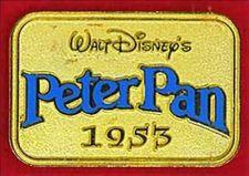 Buy Disney WDW Cast Lanyard Series - Peter Pan Marquee never sold pin/pins