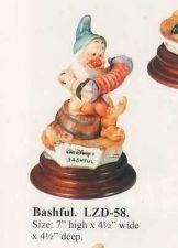 Buy Snow White Bashful Musician Disney Laurenz Capodimonte C.O.A. Original Box