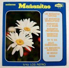 Buy MANANITAS ~ TRIO LOS ASTRO / LP Mexico