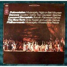 Buy BERNSTEIN ~ Polovetsian Dances / Mussorgsky- Borodin - Glinka - Ippolitov-Ivanov
