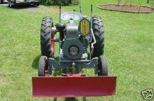 Buy GIBSON TRACTOR OPERATIONS MANUAL & PARTS LIST w Maintenance Service & Owner Info