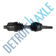 Buy Complete Front Driver Side CV Axle Shaft - A.T. - Made in USA
