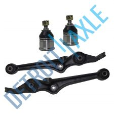 Buy NEW 4pc Kit - 2 Front Suspension Lower Control Arm + 2 Front Lower Ball Joint