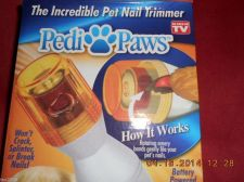 Buy Pedi Paws New Pet Nail Trimmer