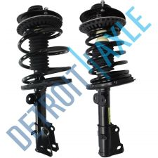 Buy 2 NEW Front Driver and Passenger Complete Ready Strut Assembly