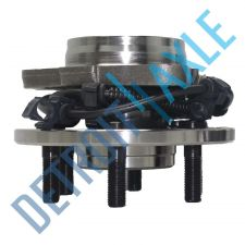 Buy New Front Driver Side Complete Wheel Hub and Bearing Assembly 4WD 4x4 w/ ABS