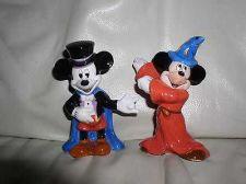 Buy Disney Mickey Magician & Sorcerer Salt & Pepper
