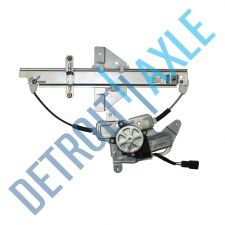 Buy NEW Rear Passenger Side Power Window Regulator Assembly w/ Motor