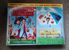 Buy Cloudy with a Chance of Meatballs (Limited Edition 2-Disc DVD w/Magic Umbrella)
