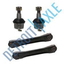Buy 4 pc Kit - 2 Front Lower Suspension Control Arm and 2 Front Lower Ball Joint