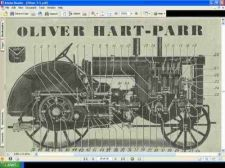 Buy OLIVER HART PARR 3-5 TRACTOR MANUAL with Operation Service & Repair Instructions