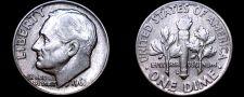 Buy 1961-D Roosevelt Dime Silver