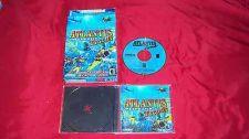 Buy ATLANTIS UNDERWATER TYCOON PC GAME DISC BOX ART CASE & ART MINT TO NEAR MINT
