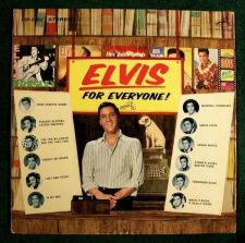 Buy ELVIS FOR EVERYONE ! ~ 1965 Early Rock & Roll LP