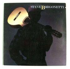 Buy STEVE BARGONETTI ~ Steve Bargonetti 1984 Jazz Guitar LP