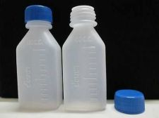 Buy 100 Empty Chemical Oil Medicine Container HDPE Plastic Bottles Travel 60ml / 2oz