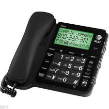 Buy big number button AT T CL2939 telephone speaker phone large tilt LCD screen