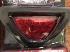 Buy Lot Of 2 - LED STROBE BRAKE LIGHT - 12 LED RED - FAST FREE SHIPPING