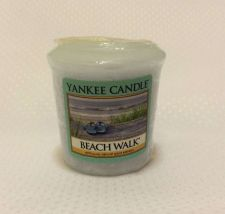Buy Yankee Votive Candle, Beach Walk Scent, Authentic Brand Name.